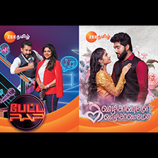 Zee Tamil's Prime Time Fiction Show Opens with a Bang!