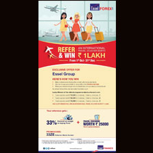 Exclusive Offer for Essel Group employees from Essel Forex!