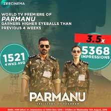 India celebrates Independence Day with Zee Cinema