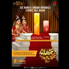 Zee Bangla Cinema starts the season with the most-awaited launch of Zee Bangla Cinema Originals' film 'Nimki Fulki'