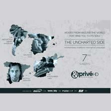 &Privé HD presents The Uncharted Side - international stories that unveil the world and reveal a new you!