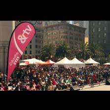 &TV Spring India Day Takes Over Union Square, San Francisco!