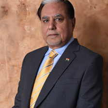 Dr. Subhash Chandra, Chairman, Essel Group & ZEE features in The Indian Express' IE 100   2017 - The List of Most Powerful Indians