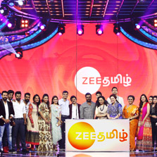 Zee Tamizh unveils a fresh brand proposition & identity, also announces the launch of its HD Channel