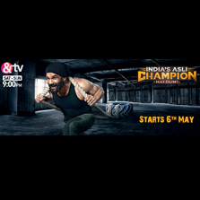 &TV kick-starts its hunt for India's Asli Champion...Hai Dum! from May 6 at 9:00 pm