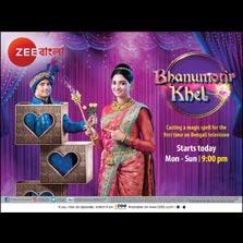Zee Bangla presents 'Bhanumotir Khel', the tale of magic