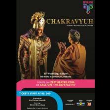 ZEE Theatre returns to Kolkata with a mythological play 'Chakravyuh' featuring Nitish Bharadwaj