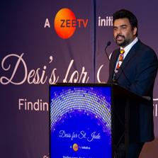 Zee TV USA raises $60,000 for children's Cancer Hospital