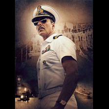 The World Television Premiere of the Year's Biggest Blockbuster 'Rustom' on Zee TV at 5 PM on 16th October