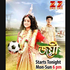 Zee Bangla launches its new fiction show - Joyee