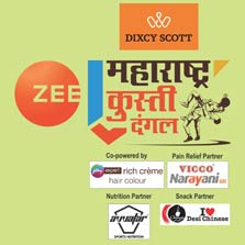 Zee Maharashtra Kusti Dangal opens to an impressive start on 2nd Nov