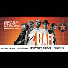 Zee Cafe pushes boundaries with the launch of 'HOLLYWOOD ON CAFE'