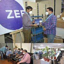 ZEE Entertainment implements employee-friendly policies to ensure wellness during Delhi smog