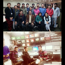ZIMA Noida students polish their diction and inflection in a two-day workshop