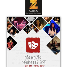 Zee Classic partners with the 16th edition of Old World Theatre Festival 2017