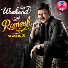Zee Kannada launches Season 3 of 'Weekend With Ramesh'