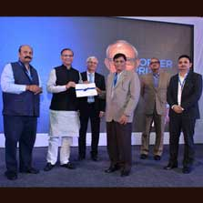 Essel Infraprojects felicitated with the Michael Porter-IFC Mint Strategy Award for path breaking innovations