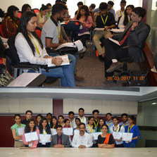 ZIMA Noida boosts the anchoring skills of students across five states during the 'Basic Anchoring Workshop'