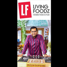 Chef Ajay Chopra is back with a Double Tadka of Northern Flavours on Living Foodz!