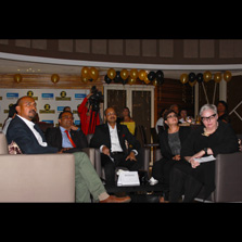 ZEE Africa hosts the First Trade Dinner Of 2017