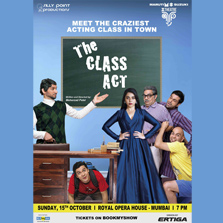 In A Class Of Their Own - Are you ready to be a part of The Craziest Acting Class in TOWN?