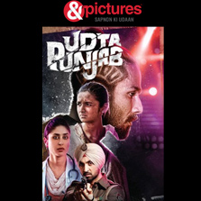 &pictures presents presents World Television Premiere of 'Udta Punjab' on 30th April at 12 Noon