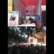 ZIMA adds a pinch of academics to LSR's annual festival 'Tarang' in New Delhi