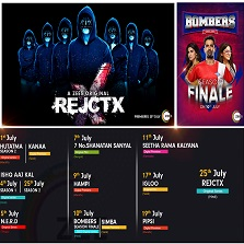 ZEE5 presents a power-packed July