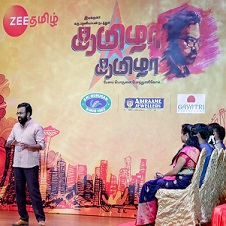 Zee Tamil's Thamizha Thamizha goes international in Singapore