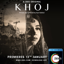 ZEE5 announces its next short film, Kajri Babbar's award-winning 'Khoj'