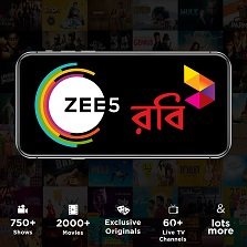 Global streaming service ZEE5 now available for Robi and Airtel customers with a seamless payment process