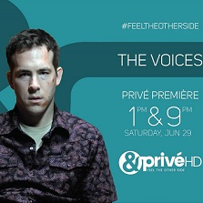 Watch Ryan Reynolds in an unhinged avatar as &PriveHD premieres 'The Voices'