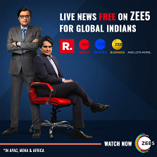 ZEE5 Global now streams live news FREE for its global audiences - Sudhir Chaudhary, Arnab Goswami & more connect you real time!