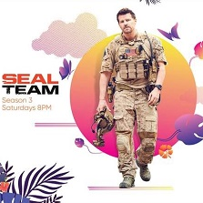 Pump up your adrenaline with Seal Team Season 3 on Zee Café and watch it 'Along With The US'