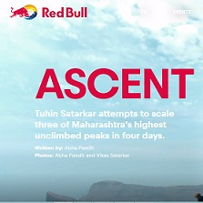 Essel Vision Productions Ltd. produces a special film for Red Bull