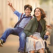 Live life Bauua size! Watch the multi starrer film 'Zero' featuring Shah Rukh Khan, Anushka Sharma and Katrina Kaif on 23rd Nov on &pictures