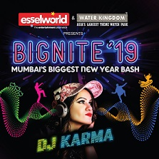 EsselWorld to host the most happening New Year bash in town!