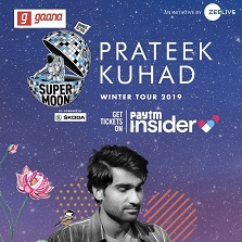 Prateek Kuhad to perform at Zee LIVE's Supermoon in Pune, Mumbai, Bangalore & Delhi