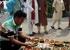 Dia stall at the Dish TV Diwali Celebrations