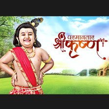 &TV presents the journey of makhanchor Kanha who became PARAMAVATAR SHREE KRISHNA