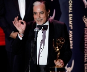 Subhash Chandra receives '2011 International Emmy Directorate Award'