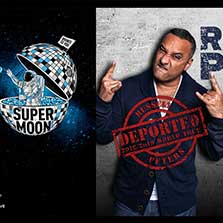 Supermoon ft. Russell Peters Deported World Tour