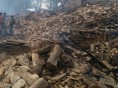 शिमला के गांव में लगी आग से 56 घर हुए राख