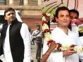 हो गया गठबंधन, 298 सीटों पर SP, 105 पर कांग्रेस लड़ेगी चुनाव