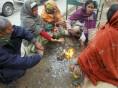 उत्तर भारत में ठंड का कहर, अगले दो-तीन दिन नहीं मिलेगी राहत