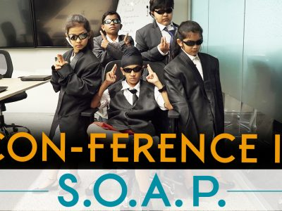 Con-ference - 2   S.O.A.P