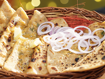 Aloo Cheese Paratha – Now, this will be a heavy meal, a very heavy meal