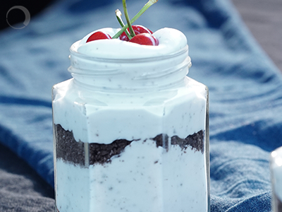 Oreo Parfait – For the love of the Sweet Lord!