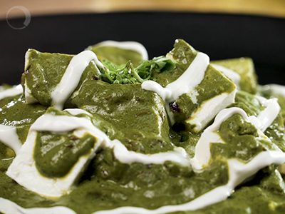 Palak Paneer - Indian Main Course Recipe
