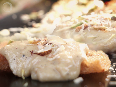This Shahi Tukda recipe will give you a feeling of royalty